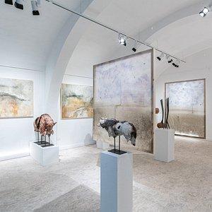 Rizomata - Via Cellolese 3/D - San Gimignano - Nous Art Gallery