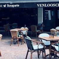 Terras @Grand Café Bonaparte 'coronaproof'