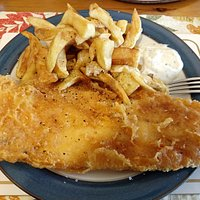 Best fish & chips every time ...