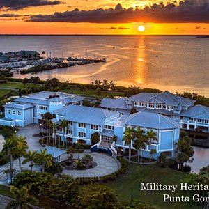 Located in the historic district of Punta Gorda Florida