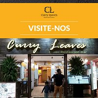 Curry leaves albufeira