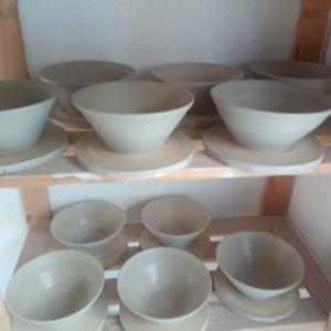 Pottery visits