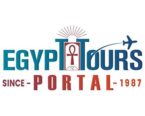 Egypt Tours Portal Logo