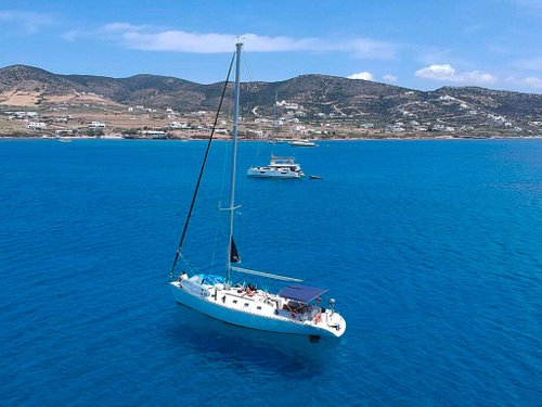 Salty Cruises   Exploringng the beauties of Paros   Daily boat trips