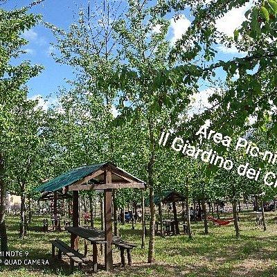 Il Giardino Dei Ciliegi - Area Picnic