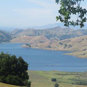 Calaveras Reservoir, Mipitas, CA