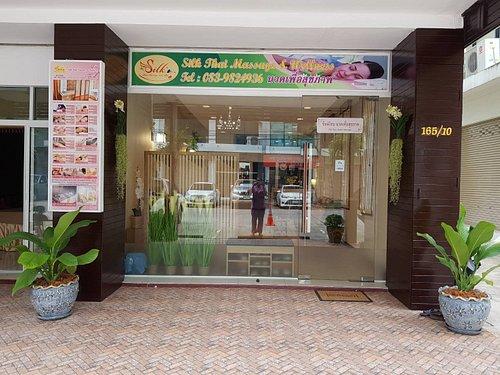 Silk Thai Massage & Wellness