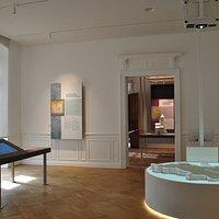 L'exposition du Centre d'Interprétation de l'architecture et du patrimoine (CIAP).