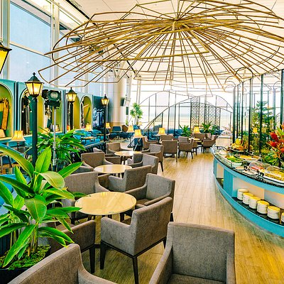 Le Saigonnais Business Lounge (International terminal)