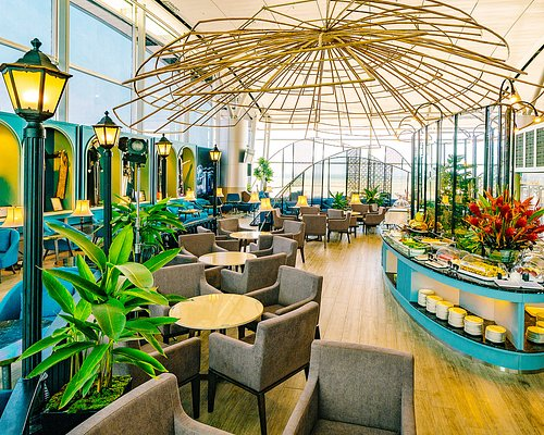 Le Saigonnais Business Lounge (International terminal)