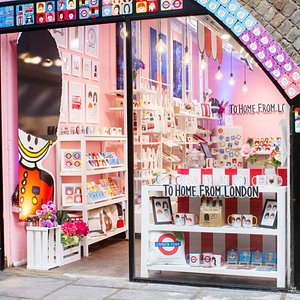 So happy to reopen our shop in Camden Market! Fully redecorated with new colours :)