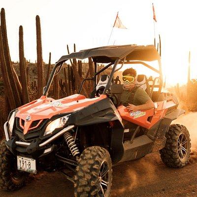 UTV Expedition West Tour