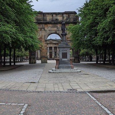 Sir William Collins Fountain