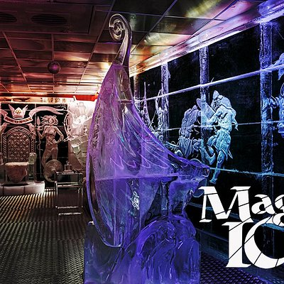 Visit Magic Ice