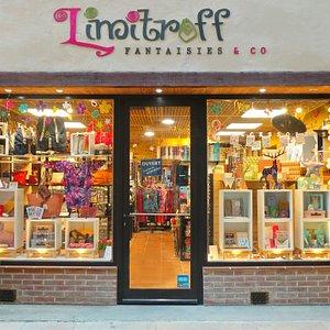 Notre jolie boutique rue Nationale !