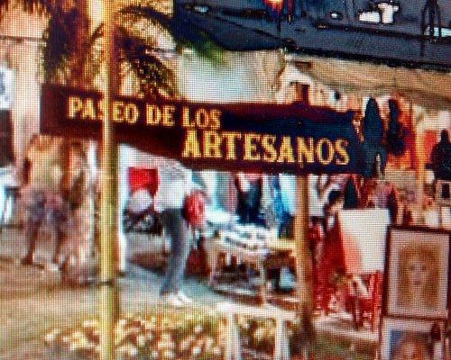 Feria de los Artesanos: Ciudad de Villa Carlos Paz, Provincia de Còrdoba- Argentina 2020.