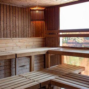 Sanarium at Sauna de Waterakkers