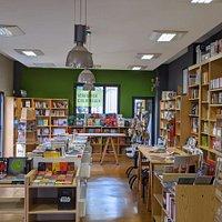 libreria: sala principale
