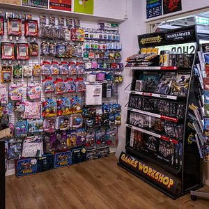 Gaming Section