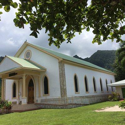 Temple Protestant HOREPA