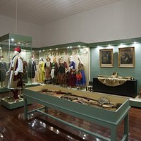Chrisso Museum houses and exhibits one of the most complete, most valuable and most impressive collections of traditional costumes in Greece.