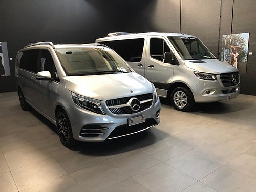 New Deluxe V Class and Sprinter Mecedes Vans