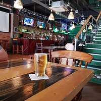 Lanigans Irish Pub along Ranelagh Street
