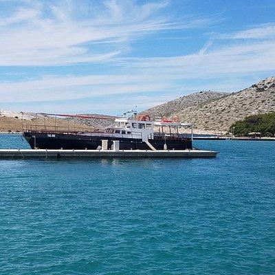 Boat Snažni