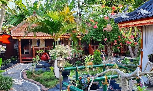 Private bungalows