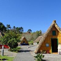 Casas Típicas de Santana Typical Santana Houses