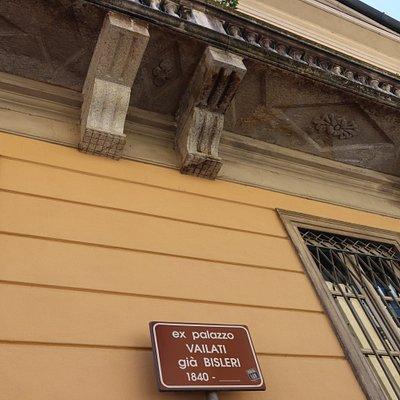 Palazzo Bisleri Vailati
