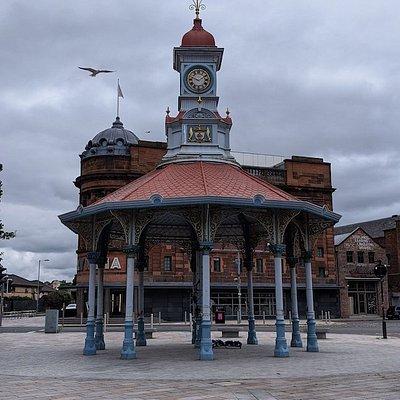 Bridgeton Cross Bandstand