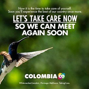 LET´S TAKE CARE NOW SO WE CAN MEET AGAIN SOON
