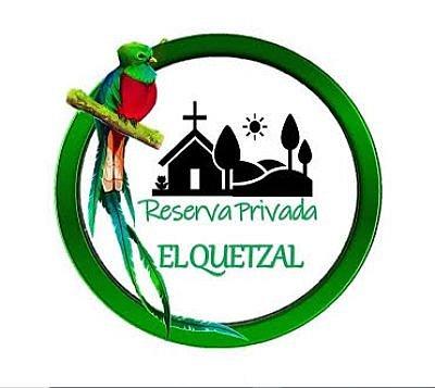 Logo de la Reserva Privada El Quetzal