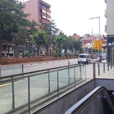 Estación Clot Aragó