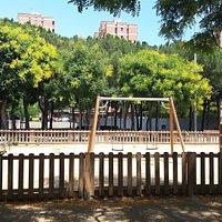 Plaza De La Palmera De Sant Martí