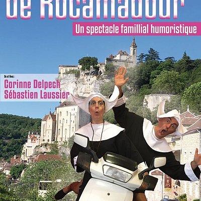 """Été 2020, """" la folle histoire de Rocamadour """" fait sa guinguette les lundis et mardis à partir de 19H30 et jusqu'à minuit..."""