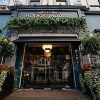 Hook & Ladder Sarsfield Street Storefront
