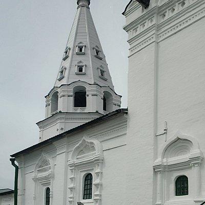 Церковь Спаса Нерукотворного Образа (Спасская церковь). г. Балахна. Июнь 2020 г.
