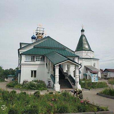 Никольская и Покровская церкви. Балахна