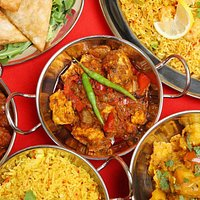 Come and try our authentic Indian currys and many  more things.