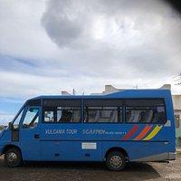 Tour panoramici                                          Noleggio bus da 10 a 50 posti Servizi di linea