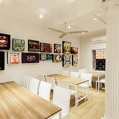 The Root Board Game Cafe