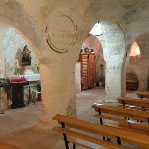 Iglesia Rupestre de Santa María de Valverde