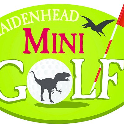Maidenhead Mini Golf Logo
