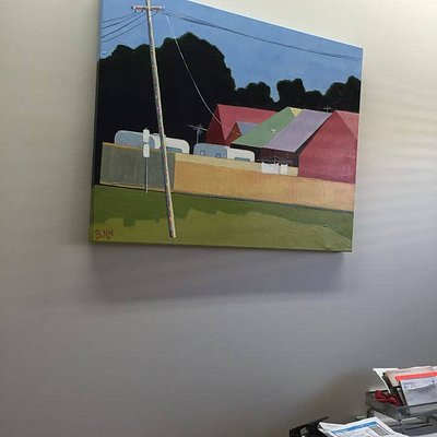 SOLD at Oak Hill Gallery.