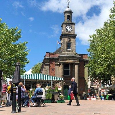 The Stones - Newcastle-under-Lyme Market