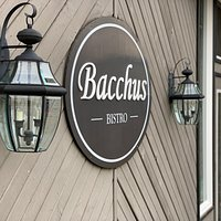 Front Sign to the Bistro