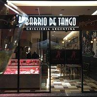 Barrio de Tango , la vera tradizione della cultura rioplatense