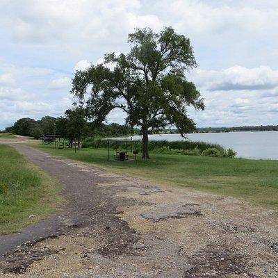 Limestone County Park #2, Groesbeck, TX,  June 2020